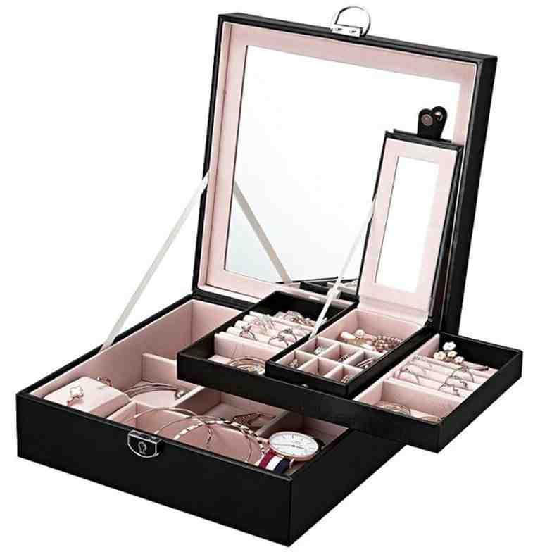 Où trouver des boîtes à bijoux ?