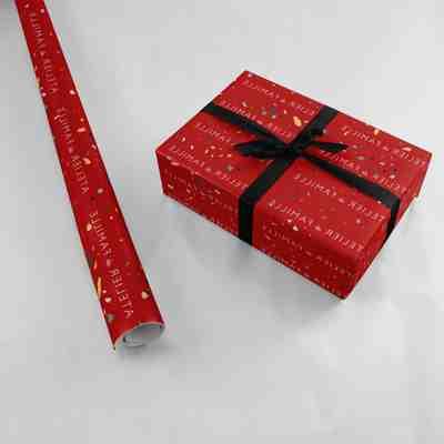 Quelle alternative au papier cadeau ?