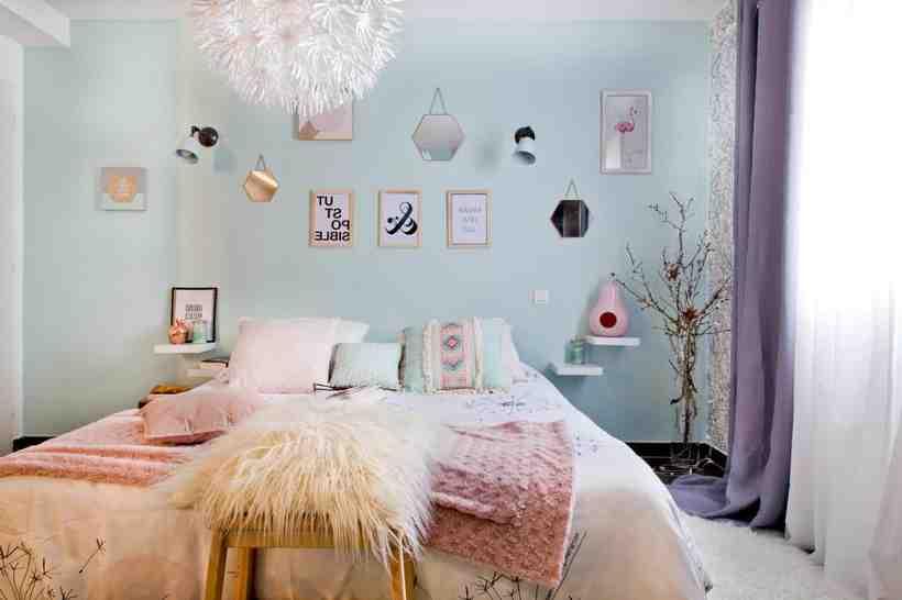 Quelles sont les couleurs tendance pour une chambre ?