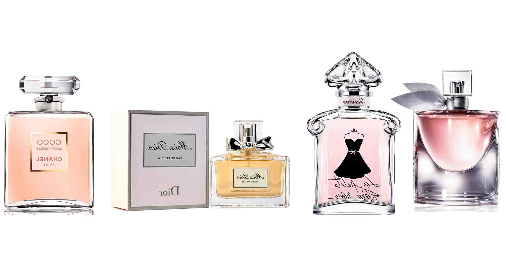 Quels sont les parfums de marque ?